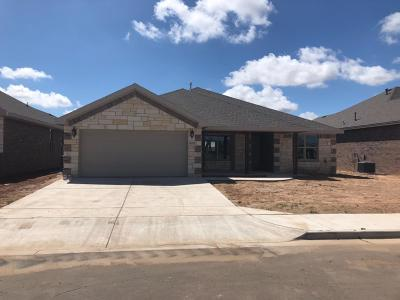 Lubbock TX Single Family Home For Sale: $228,858