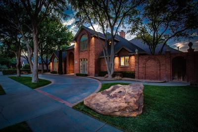 Lubbock Single Family Home For Sale: 4614 5th Street