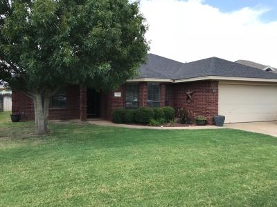 Lubbock TX Single Family Home For Sale: $188,000