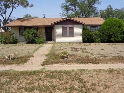 Single Family Home Under Contract: 4622 42nd Street