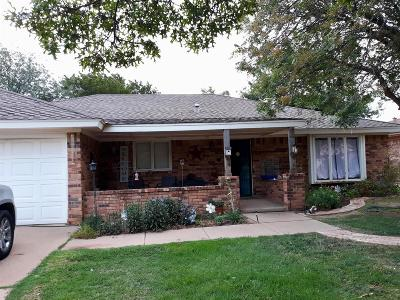 Lubbock Single Family Home For Sale: 8005 Englewood Avenue