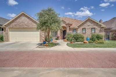 Lubbock Garden Home For Sale: 53 Tuscan Villa Circle