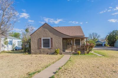Lubbock Rental For Rent: 2302 30th Street