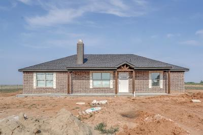 Shallowater Single Family Home For Sale: 14803 N Farm Road 179