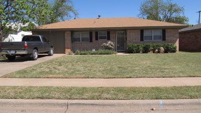Lubbock Rental For Rent: 5308 25th Street