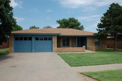 Lubbock Rental For Rent: 5702 91st Street