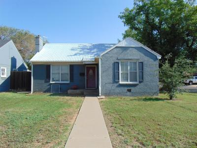 Lubbock Rental For Rent: 2602 25th Street