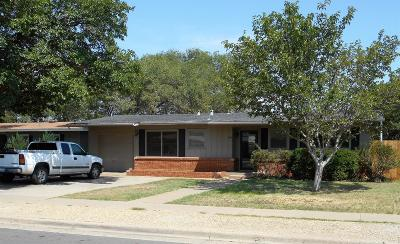 Lubbock Rental For Rent: 4212 37th Street