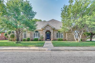 Lubbock Single Family Home For Sale: 5921 83rd Street