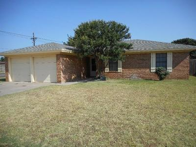 Lubbock Rental For Rent: 5936 16th Street