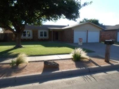 Lubbock Rental For Rent: 8304 Fremont Avenue