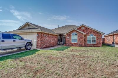 Lubbock Single Family Home For Sale: 5415 101st Street
