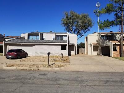 Lubbock TX Rental For Rent: $795
