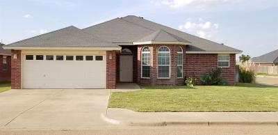 Lubbock County Single Family Home Under Contract: 6714 10th Street