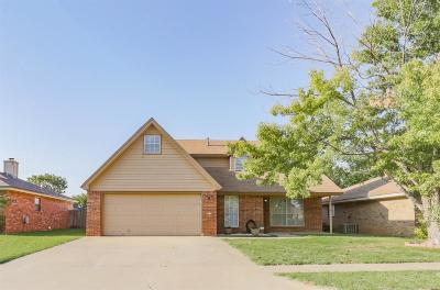 Single Family Home Under Contract: 2203 93rd Place