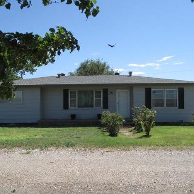 Slaton Single Family Home For Sale: 4010 E Farm Road 1585