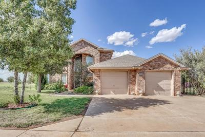 Wolfforth TX Single Family Home Under Contract: $249,900