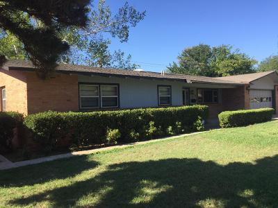 Lubbock TX Single Family Home For Sale: $194,500