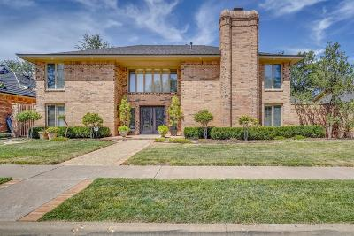 Single Family Home For Sale: 4628 94th Street