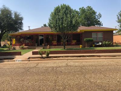 Lamesa TX Single Family Home For Sale: $195,000