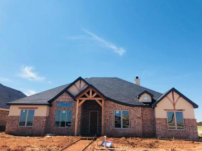 Lubbock Single Family Home For Sale: 5309 111th Street