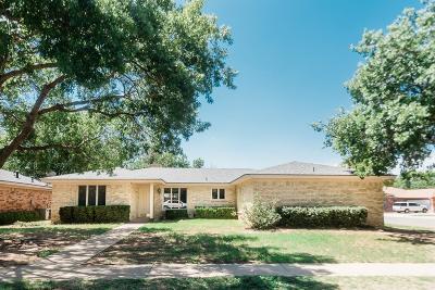 Single Family Home For Sale: 8602 Jordan Drive