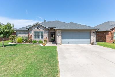 Lubbock Single Family Home For Sale: 7508 84th Street