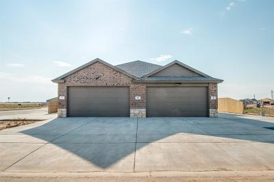 Wolfforth TX Multi Family Home For Sale: $294,900