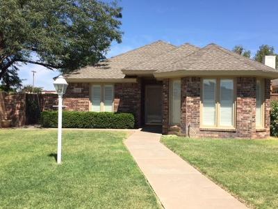 Lubbock Garden Home For Sale: 5118 59th Street