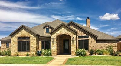 Lubbock Single Family Home For Sale: 6312 88th Street