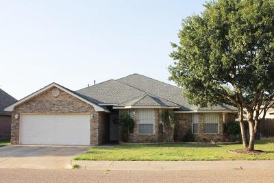 Wolfforth Single Family Home For Sale: 414 Sooner Street