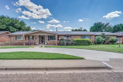 Tahoka TX Single Family Home For Sale: $189,900