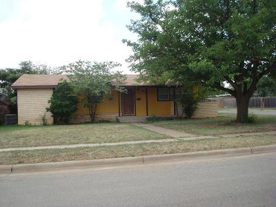 Single Family Home Under Contract: 2519 44th Street