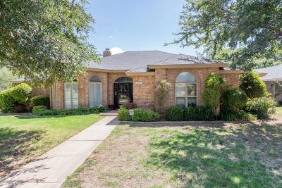 Single Family Home For Sale: 4001 88th Street