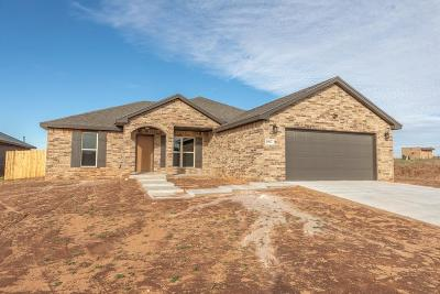 Abernathy Single Family Home For Sale: 1007 Buffalo Court