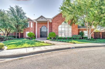 Lubbock Single Family Home For Sale: 4001 76th Street