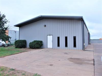 Lubbock Commercial Under Contract: 8406 Ave P