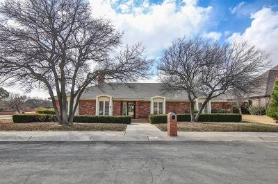 Single Family Home Under Contract: 17 Whisperwood Circle