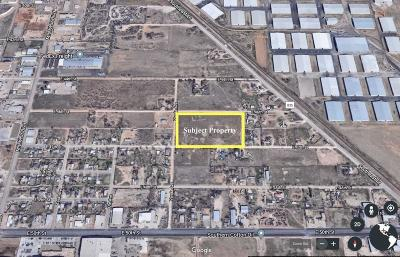 Lubbock County Residential Lots & Land For Sale: 2208 E 46th Street
