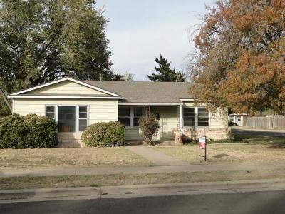 Single Family Home For Sale: 3302 28th Street