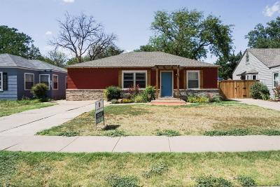 Single Family Home For Sale: 2816 25th Street