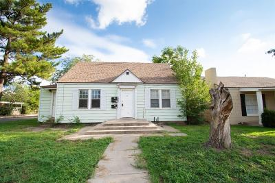 Lubbock Single Family Home For Sale: 2201 26th Street