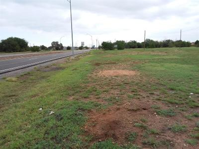 Lubbock Commercial Lots & Land For Sale: 2801 E Broadway Street