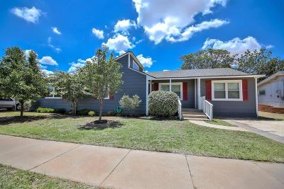 Lamesa Single Family Home For Sale: 414 Terrace Circle