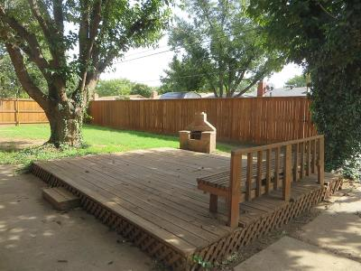 Lubbock TX Single Family Home For Sale: $135,000