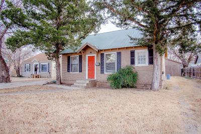 Lubbock Single Family Home For Sale: 2313 27th Street
