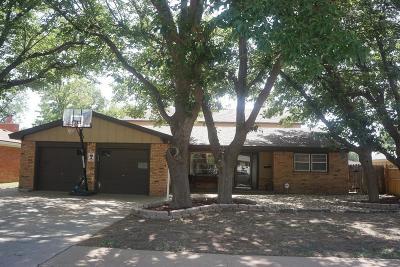 Single Family Home For Sale: 6903 Gary Avenue