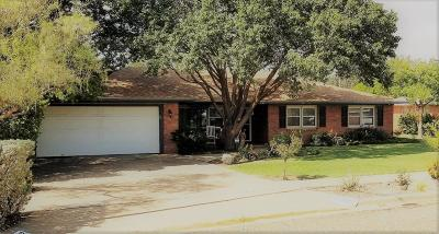 Lubbock Single Family Home For Sale: 2112 65th Street