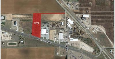 Lubbock Commercial Lots & Land For Sale: 3403 E Slaton Highway