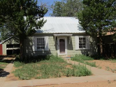 Single Family Home For Sale: 1503 9th Street